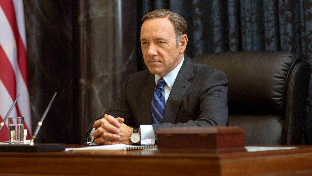Oscar-winning actor Kevin Spacey allegedly groped 'House of Cards' production assistant