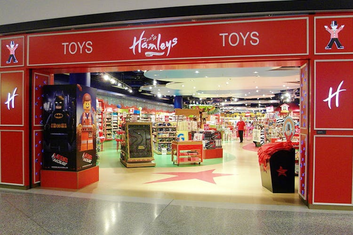 Billionaire Mukesh Ambani gives UK's toy-store chain Hamleys a new direction