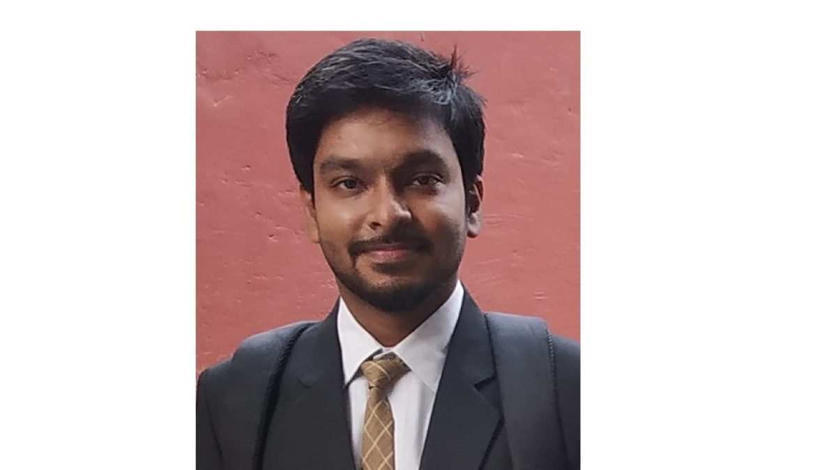 Himanshu Rajput secures All India Rank 33 in IES-2020 examination