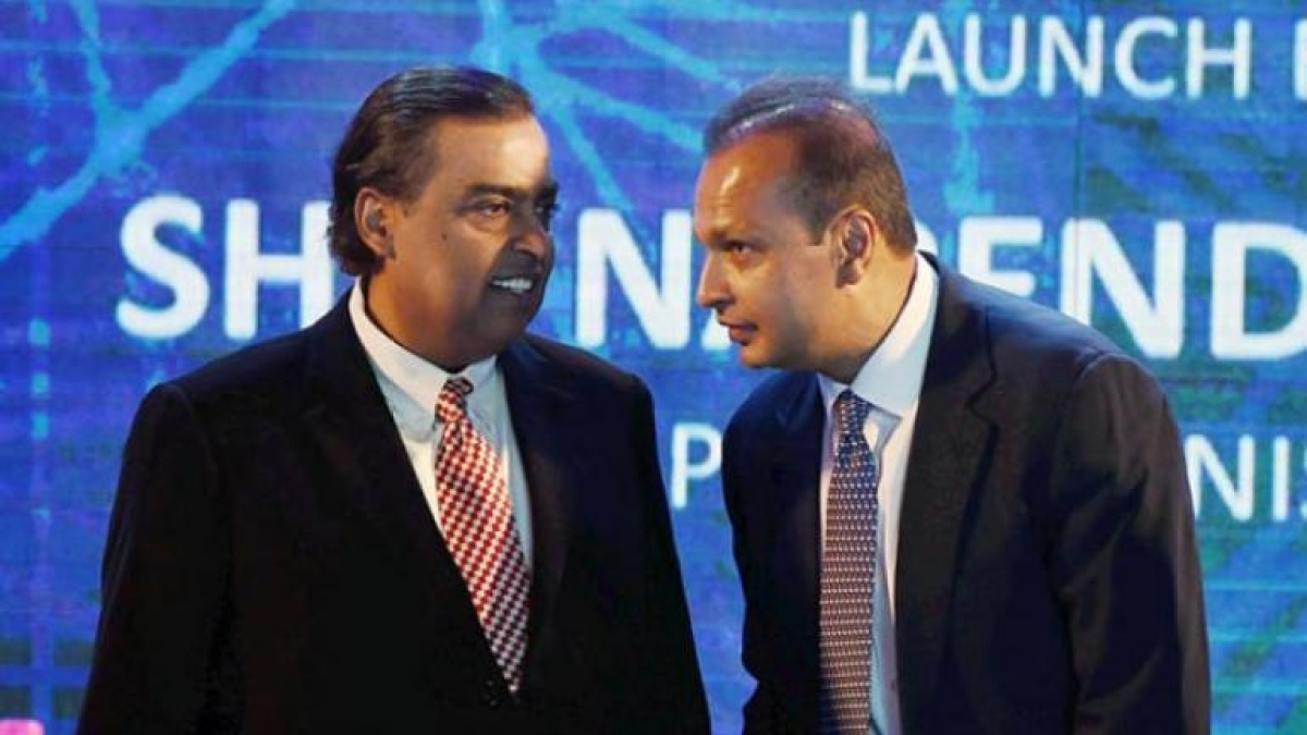 Sebi slaps Rs 25 crore fine on Ambani brothers, individuals, entities in a two-decade old matter