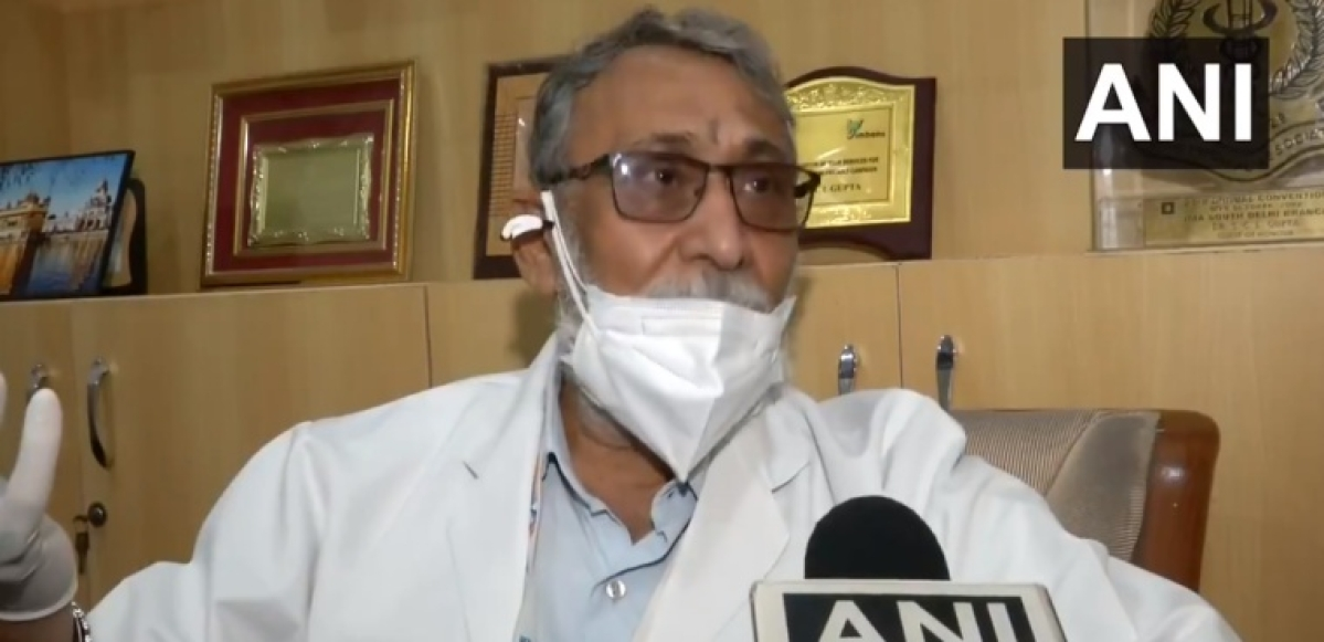 Watch: Delhi hospital doctor breaks down due to oxygen shortage, says would naturally feel bad if I lose someone close