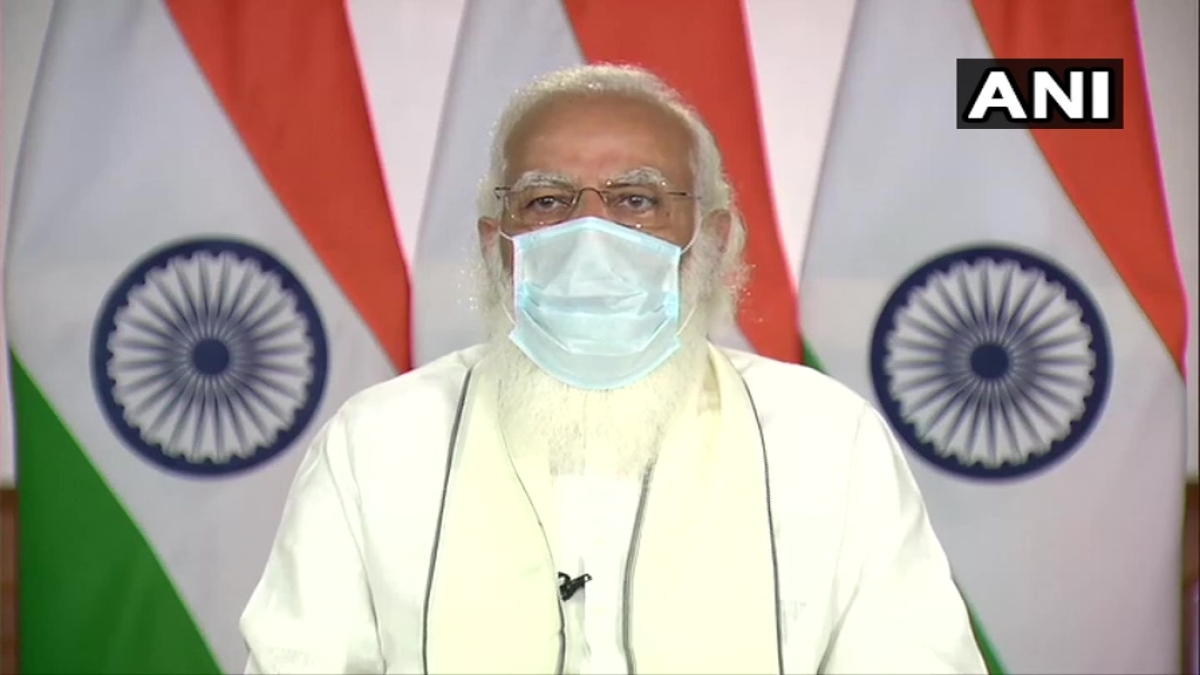 PM Modi holds meeting with CMs of high COVID-19 burden states, takes stock of situation