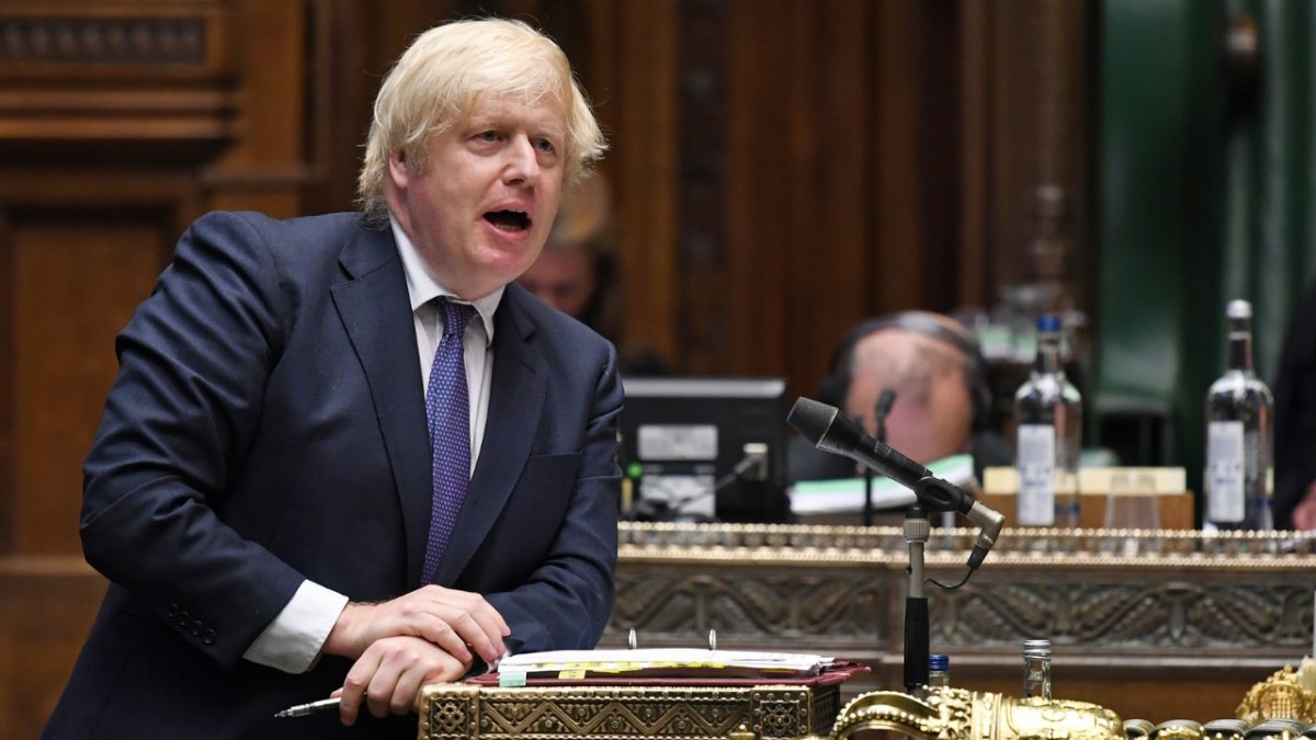 'Let the bodies pile high': UK PM Boris Johnson under fire for leaked comment over COVID-19 lockdown