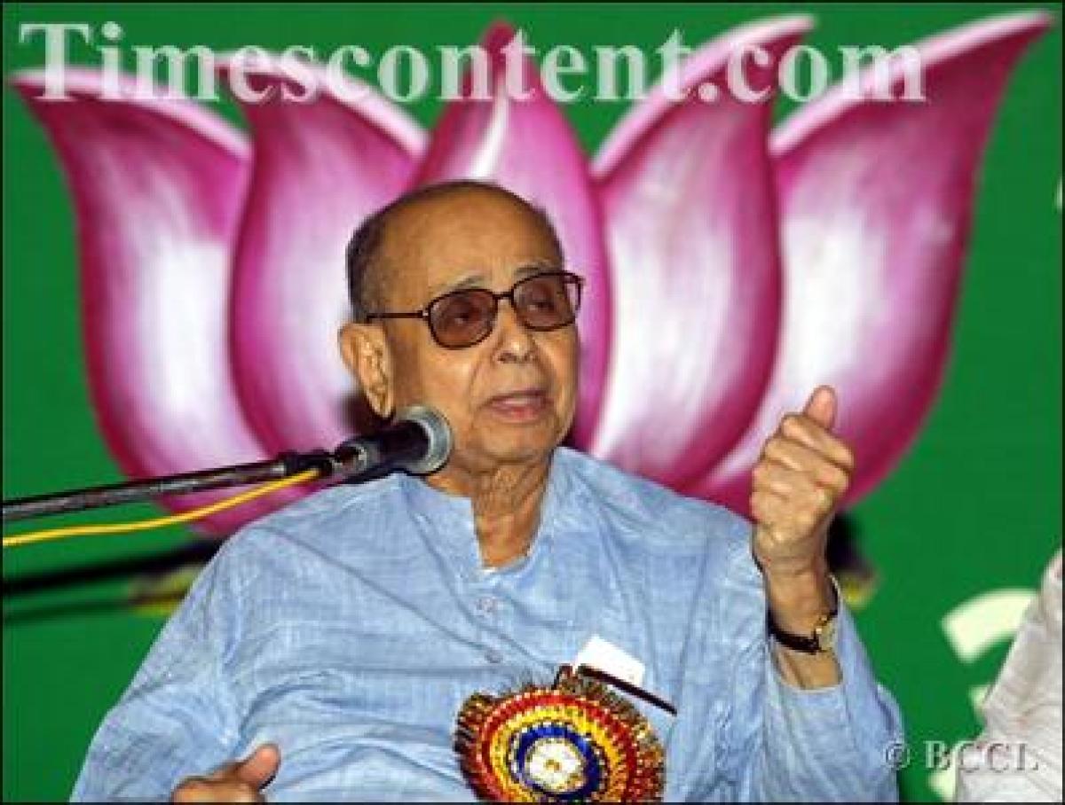Late Kushabhau Thakre
