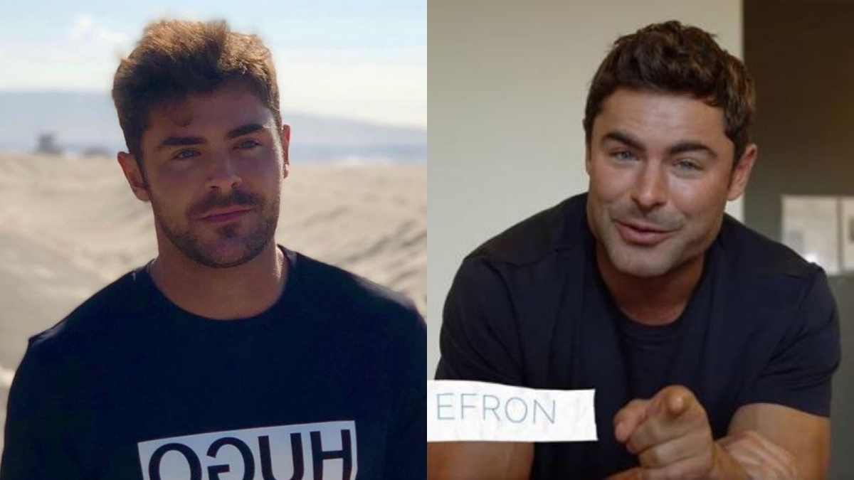 Did Zac Efron undergo plastic surgery? Netizens react to his new look