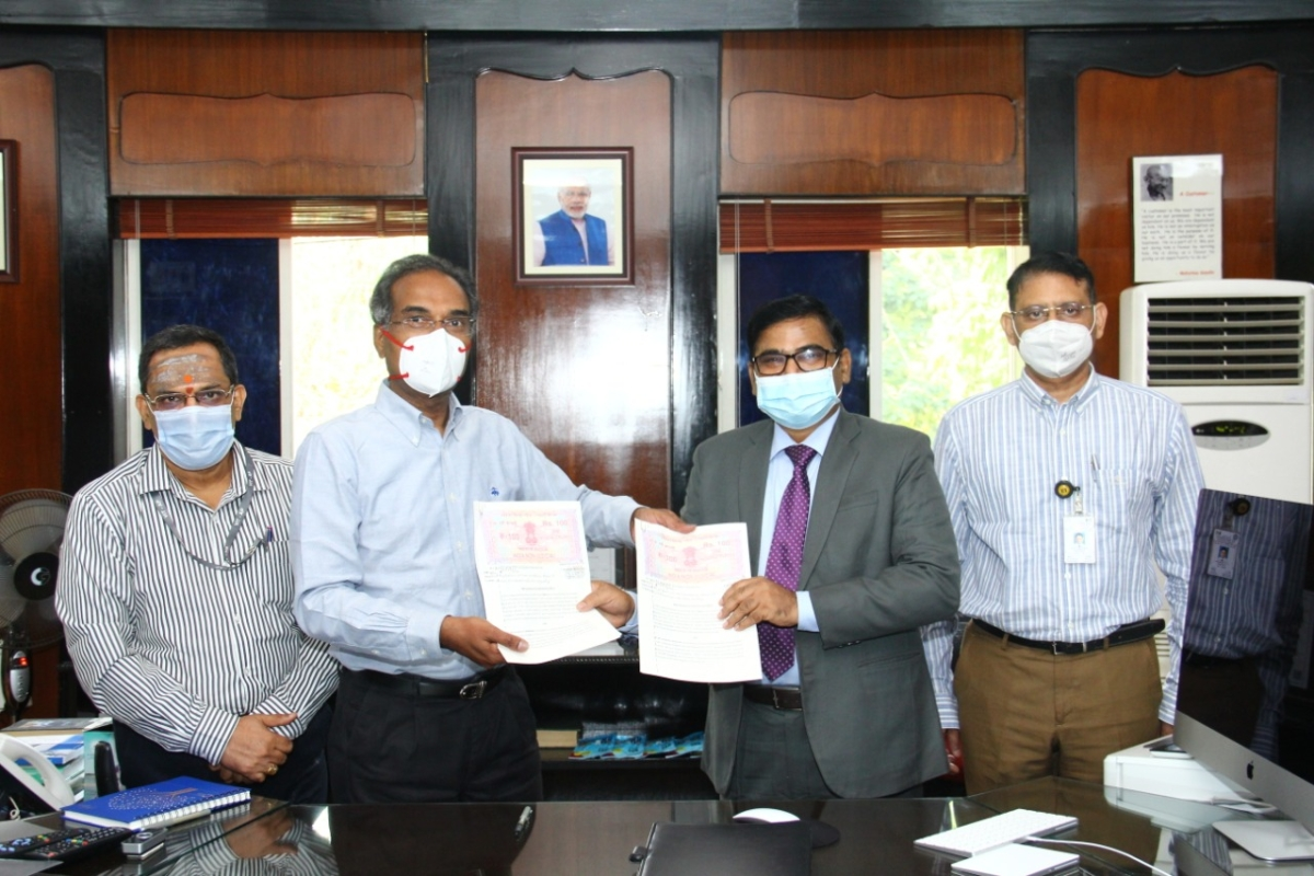 VIT-AP inks Academic & Research MoU with CSIR-IICT
