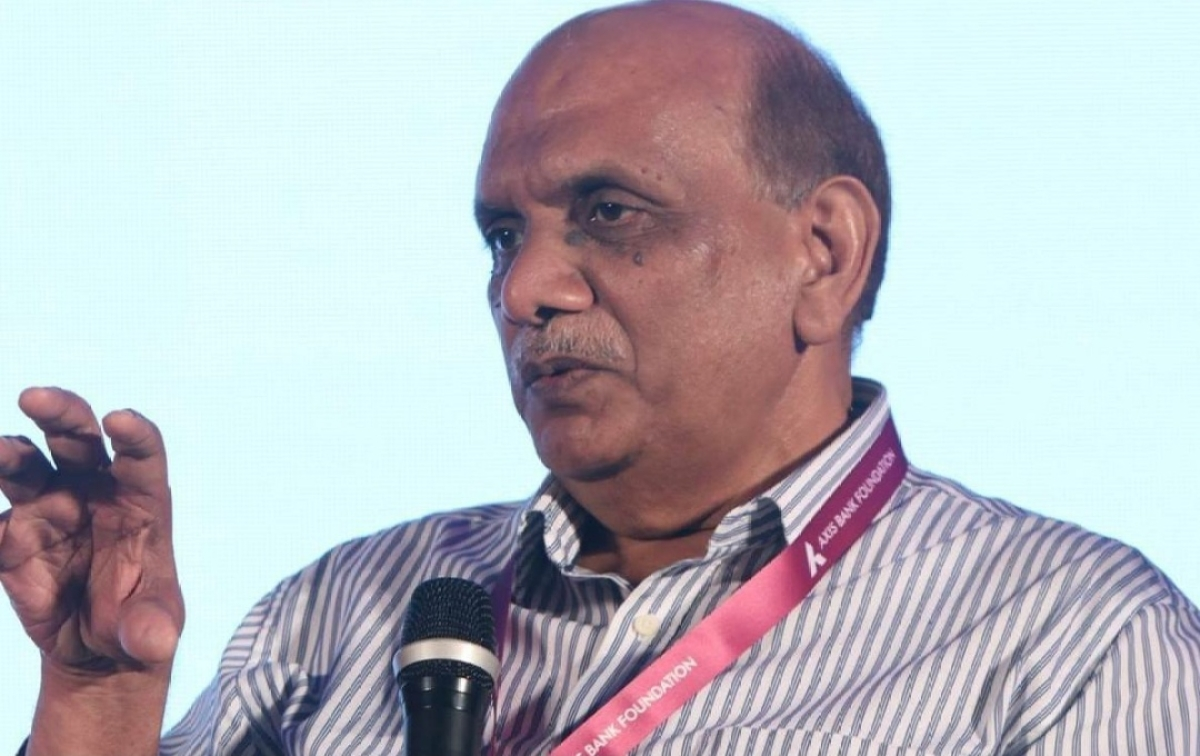 IIM Indore alumni Prof Dr Girish Agrawal
