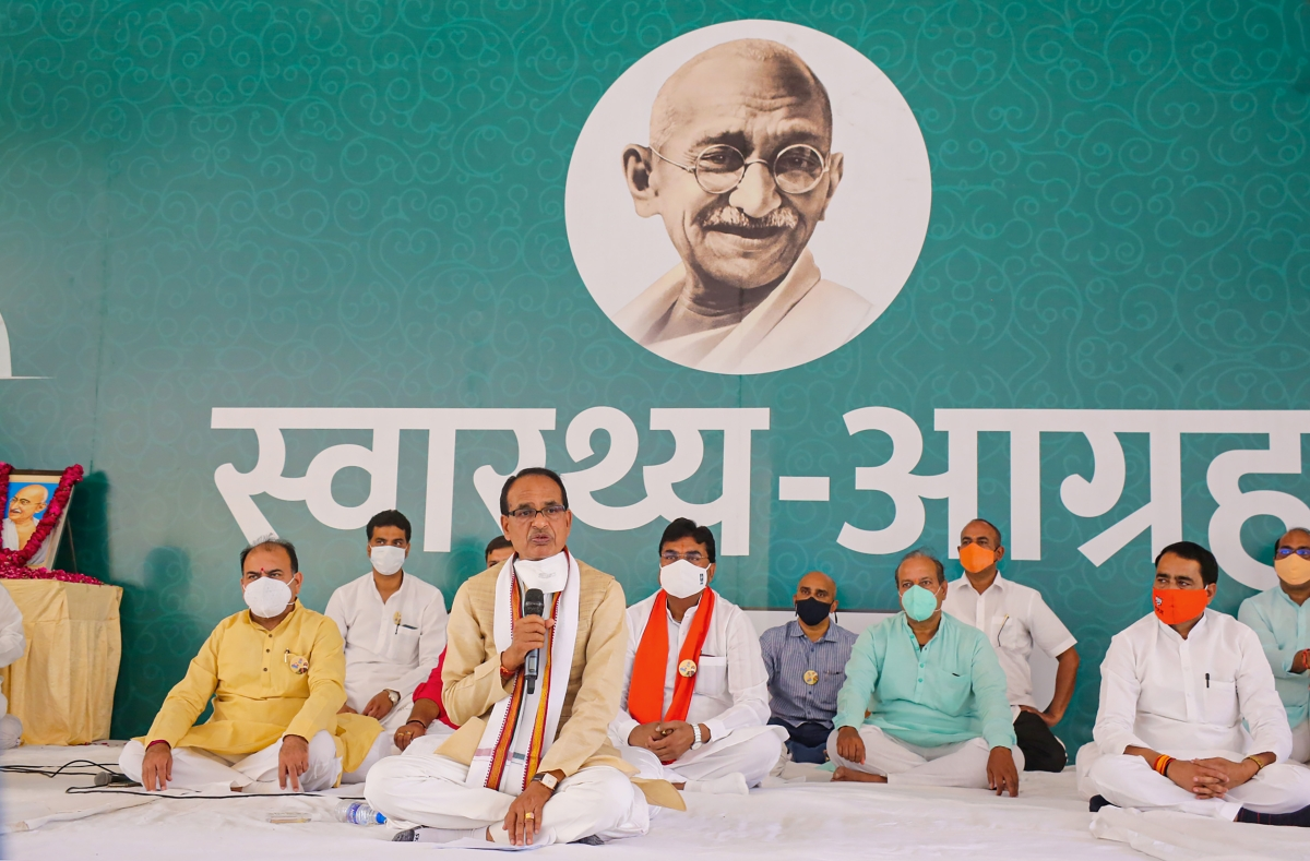 Madhya Pradesh to procure Remdesivir injections for poor patients, says chief minister Shivraj Singh