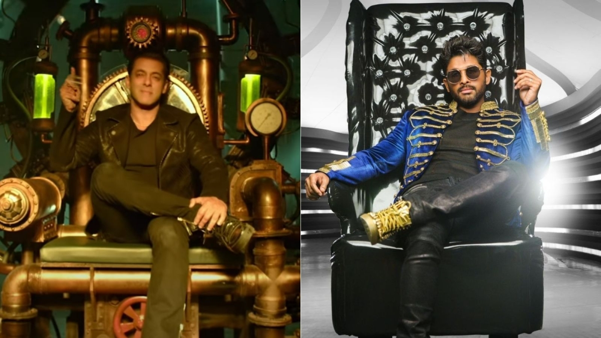 Salman Khan thanks Allu Arjun for 'Seeti Maar,' says he loves his performance in the original song