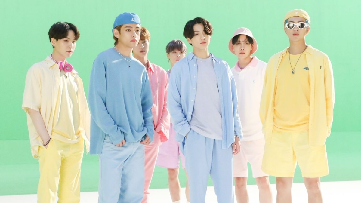 BTS' 'Dynamite' beats 'Baby Shark' as third most-liked YouTube video of all time