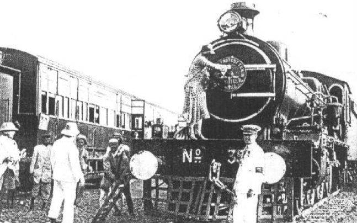 India as well as Asia's first passenger train ran on 16th April 1853.