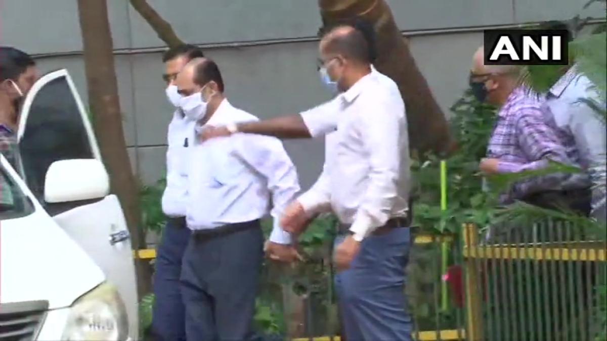 Antilia bomb scare case: Vaze has joint account, locker with suspect; NIA tells court; he denies