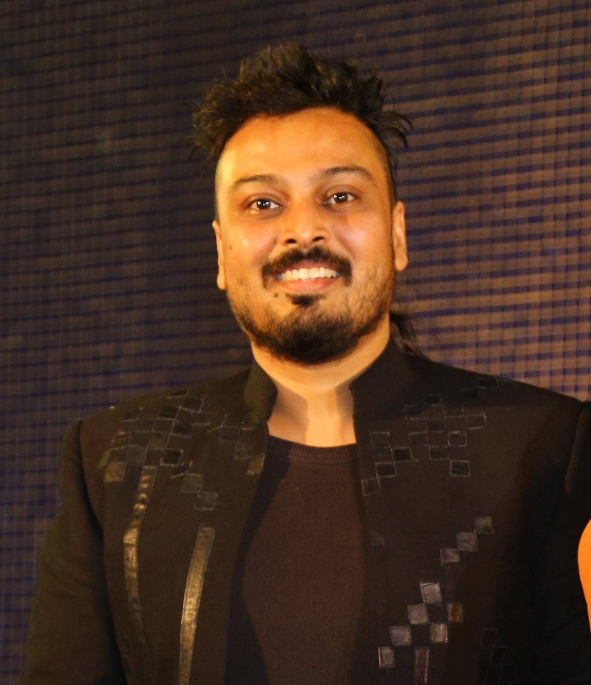 Designer Abhishek Dutta