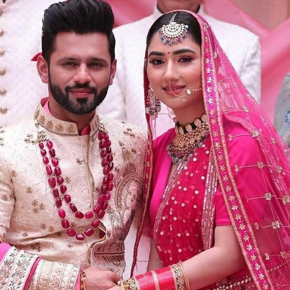 FPJ Fact Check: Did Rahul Vaidya and Disha Parmar really get married?