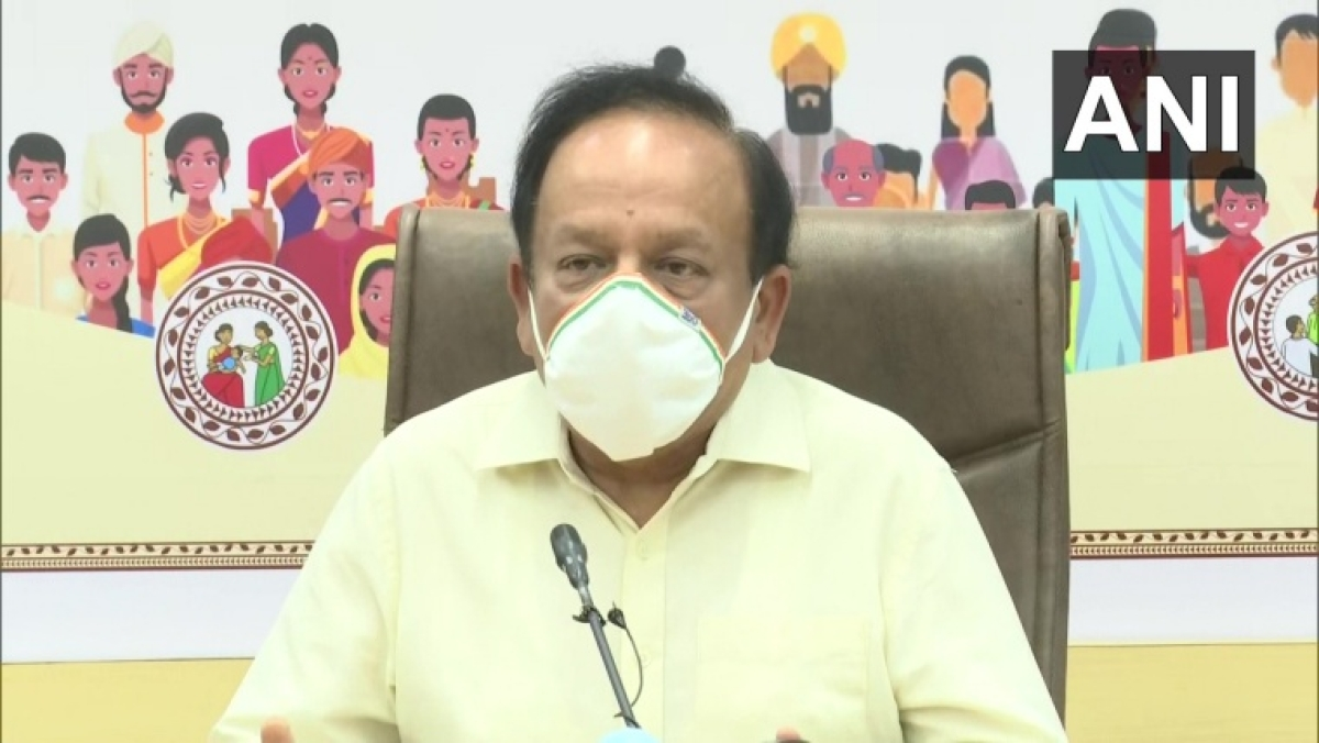 COVID-19: Job of states to provide vaccine at centers with meticulous planning, says Union Minister Harsh Vardhan