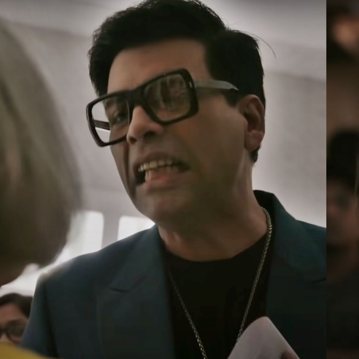 'His eyes were probably more beautiful than his p***s': When Karan Johar asked Ma Anand Sheela about her relationship with Osho