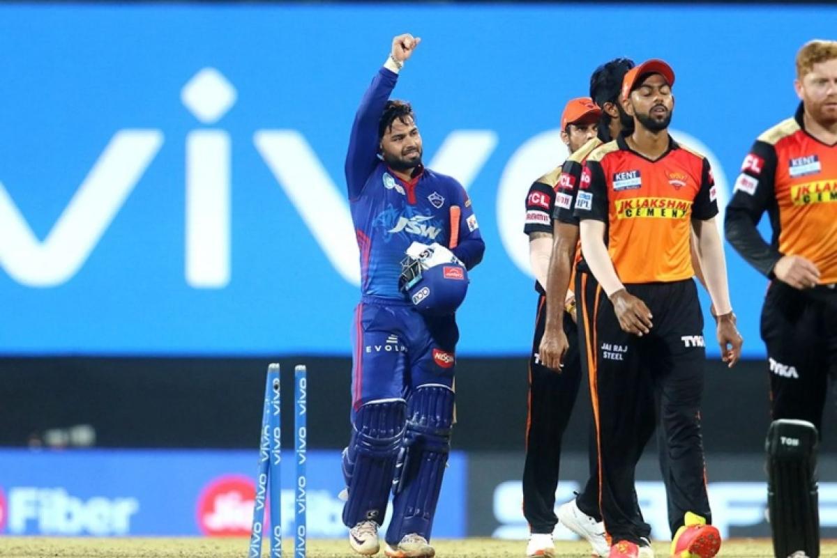 IPL 2021: Dehli Capitals beat SunRisers Hyderabad in thrilling Super Over contest