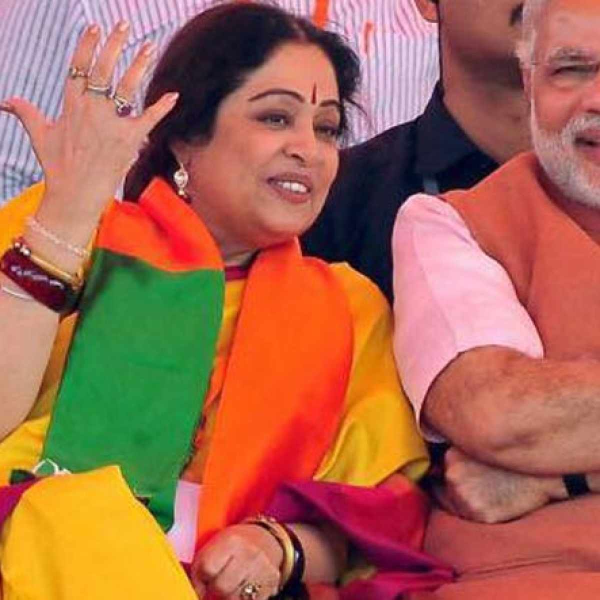 'Learn difference between allocation and donation': Kirron Kher called out for tweet about 'donating' Rs 1 crore from MPLADS