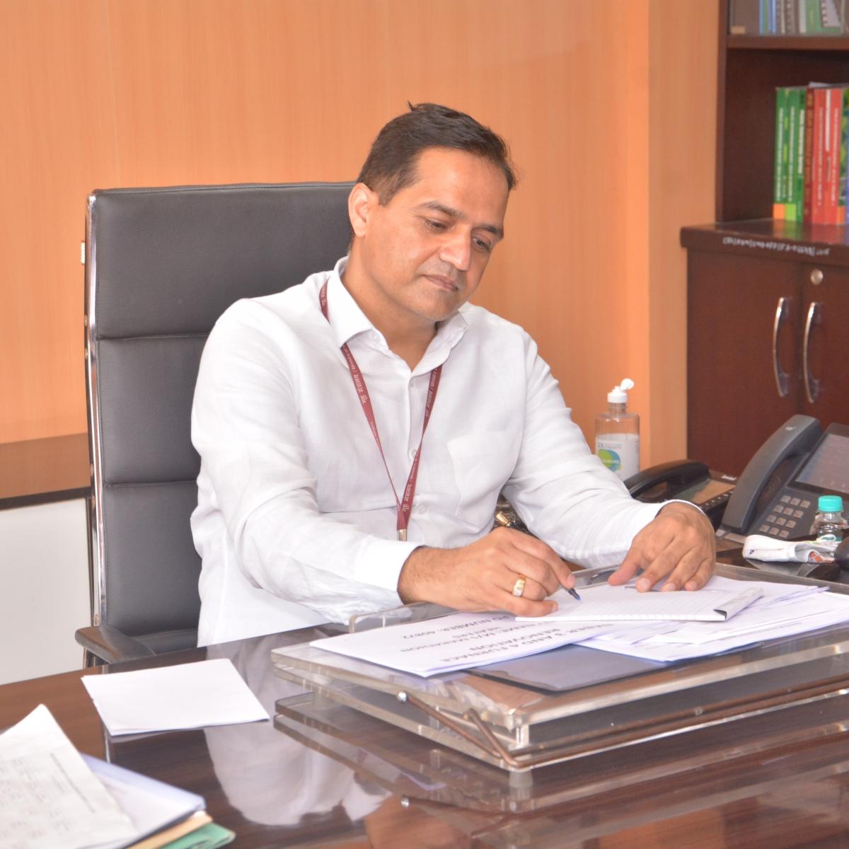 Chetan Prakash Jain takeovers charge as CMD, Central Electronics Ltd