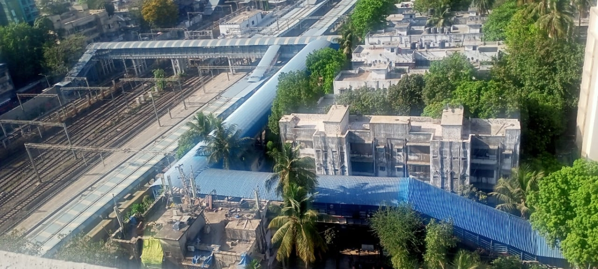 Mumbai: Western Railway commissions skywalk at Andheri station