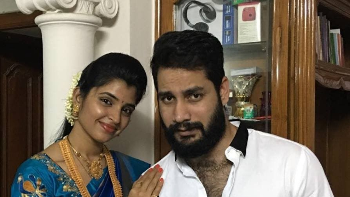 TV anchor Shyamala's husband Lakshmi Narasimha Reddy arrested for cheating businesswoman