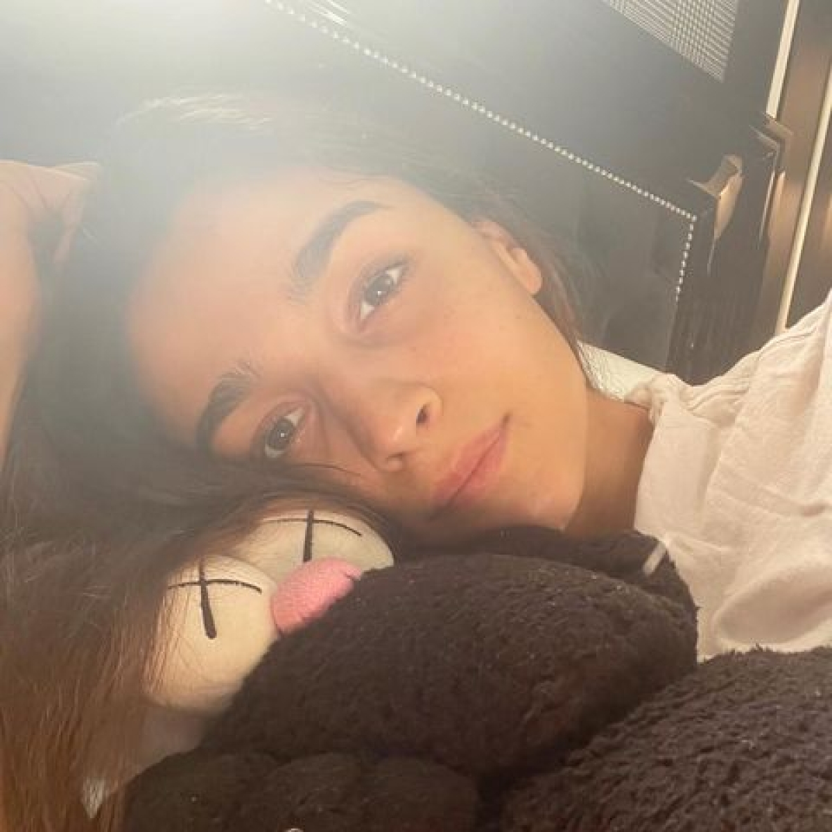 Alia Bhatt shares a glimpse of her quarantine period with soft toy