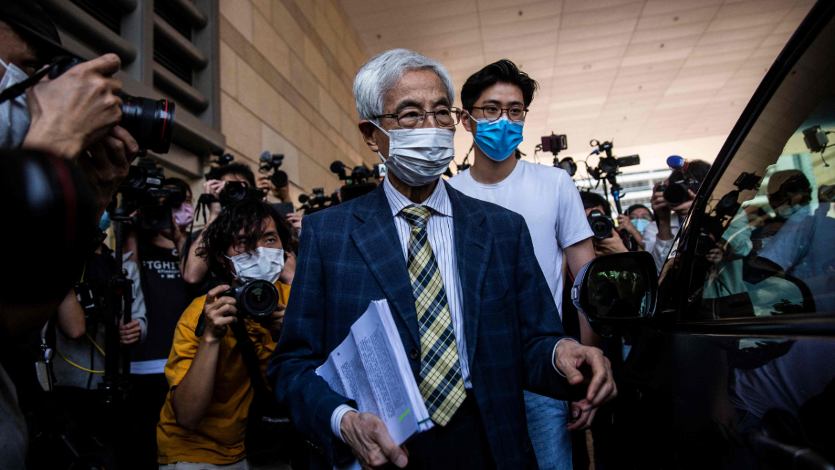 7 Hong Kong activists convicted for illegal assembly during 2019 pro-democracy protest