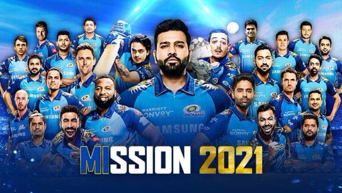 Mumbai Indians: Full list of players in IPL 2021 in Rohit Sharma's paltan