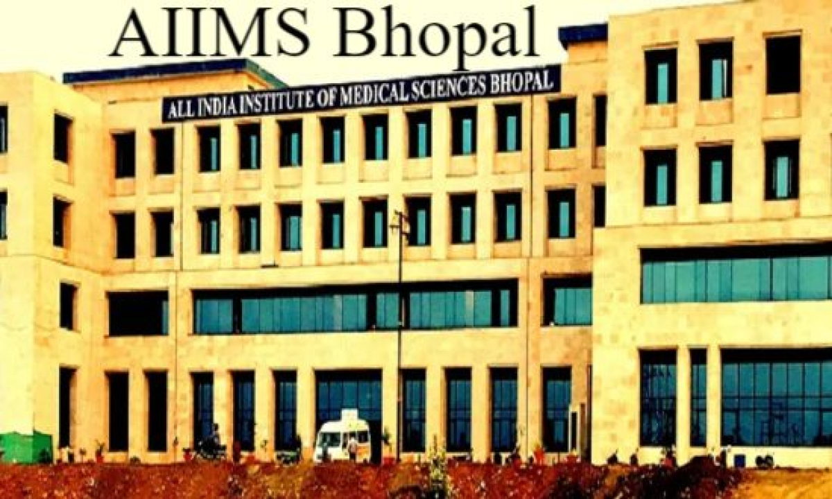 Bhopal: 100 more beds added to All India Institute of Medical Sciences intensive care unit ward