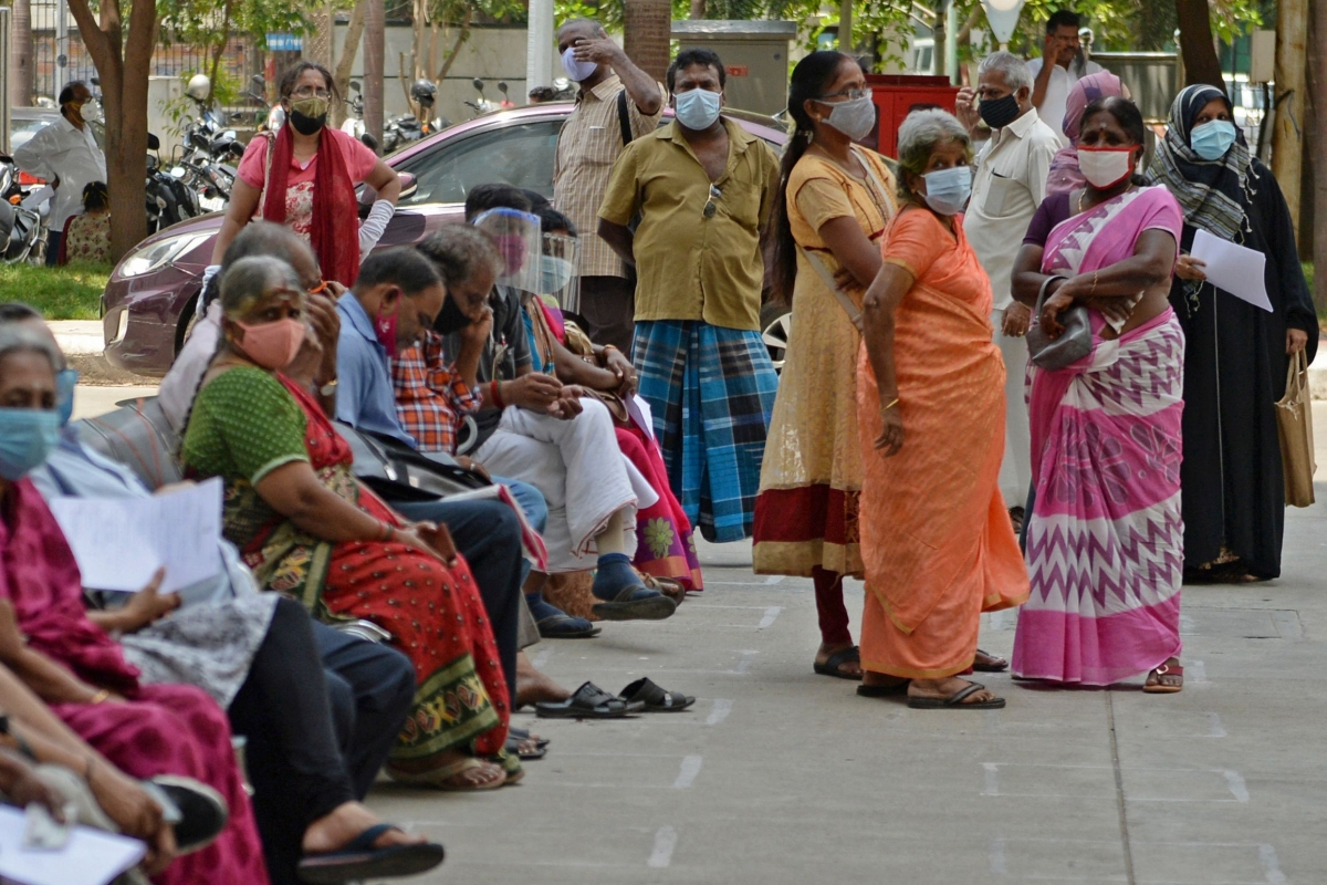 Coronavirus in Madhya Pradesh: 1,692 new cases, 7 deaths in Indore on Saturday