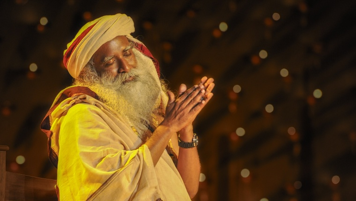 Sadhguru to offer live online meditation session on full moon nights