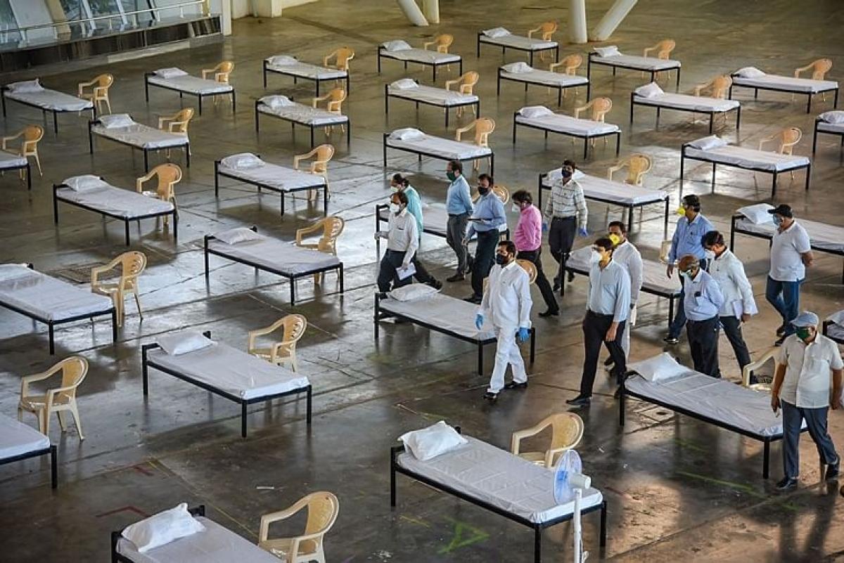 Mumbai: Nodal officers to monitor war rooms, jumbo field hospitals