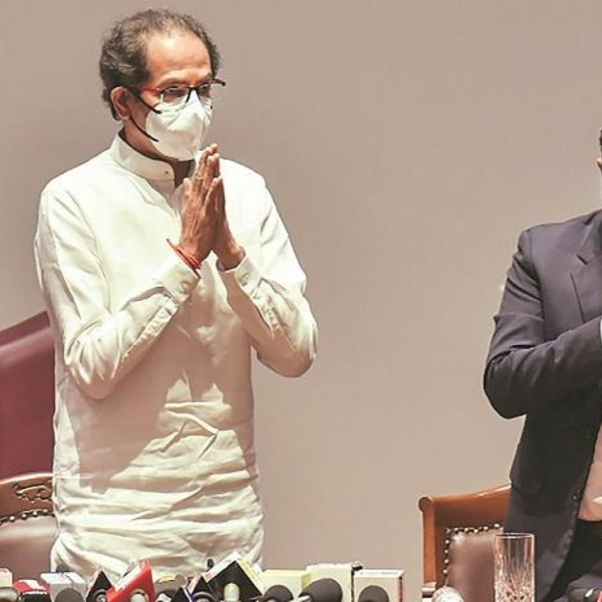 SII CEO Adar Poonawalla has assured 'maximum support' to Maharashtra in scaling up vaccination: Uddhav Thackeray's Office