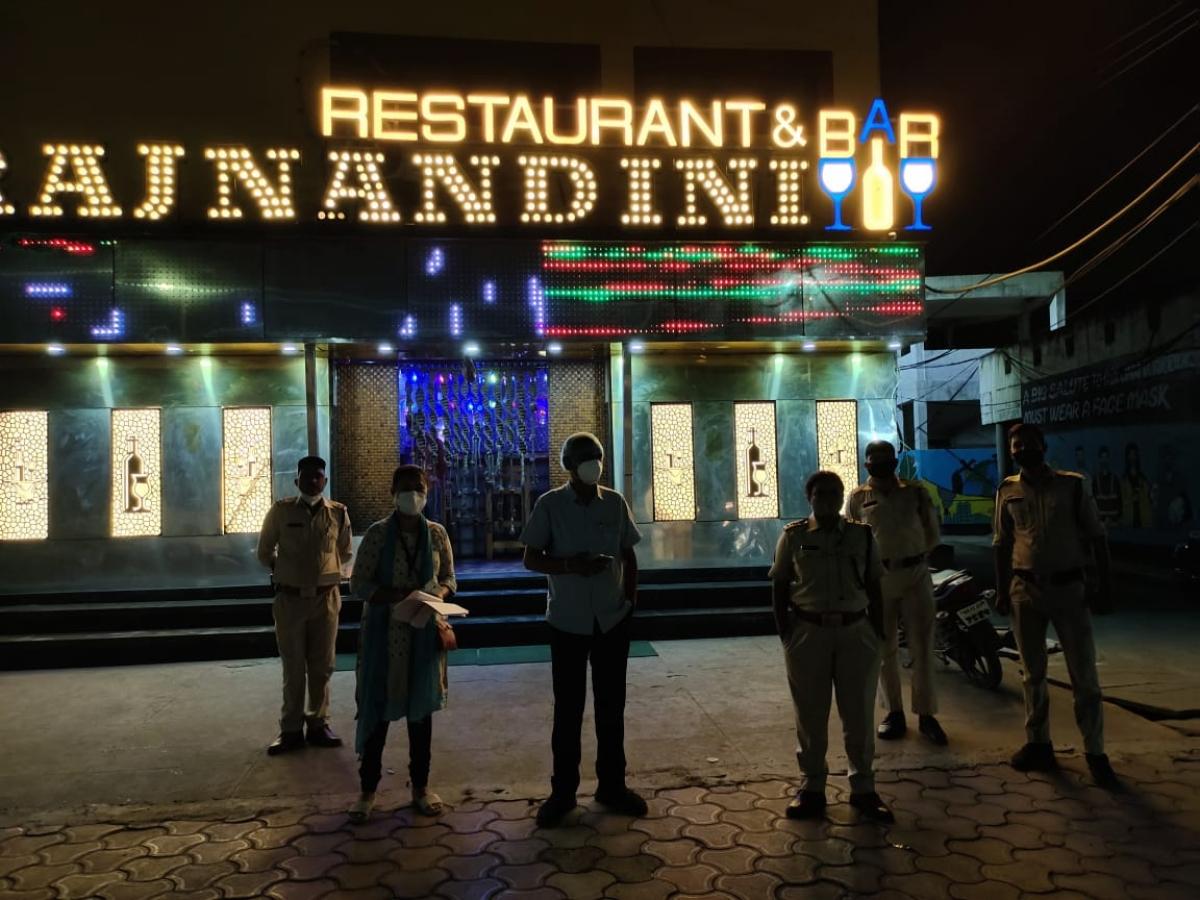 Ujjain: Beer bar sealed in Nanakheda area