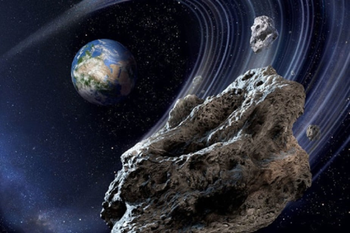 Earth receives tonnes of dust each year, thanks to asteroids