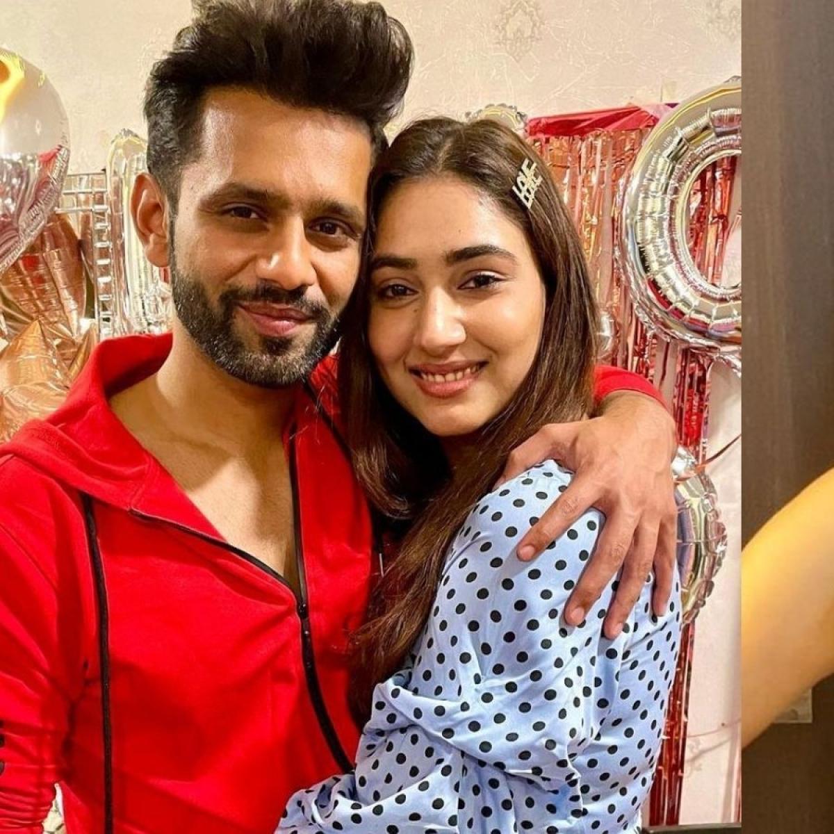 Devoleena Bhattacharjee asks Disha Parmar about her wedding with Rahul Vaidya, actor responds