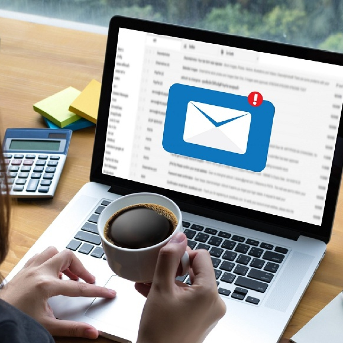 Where are phishing emails more likely to originate from?