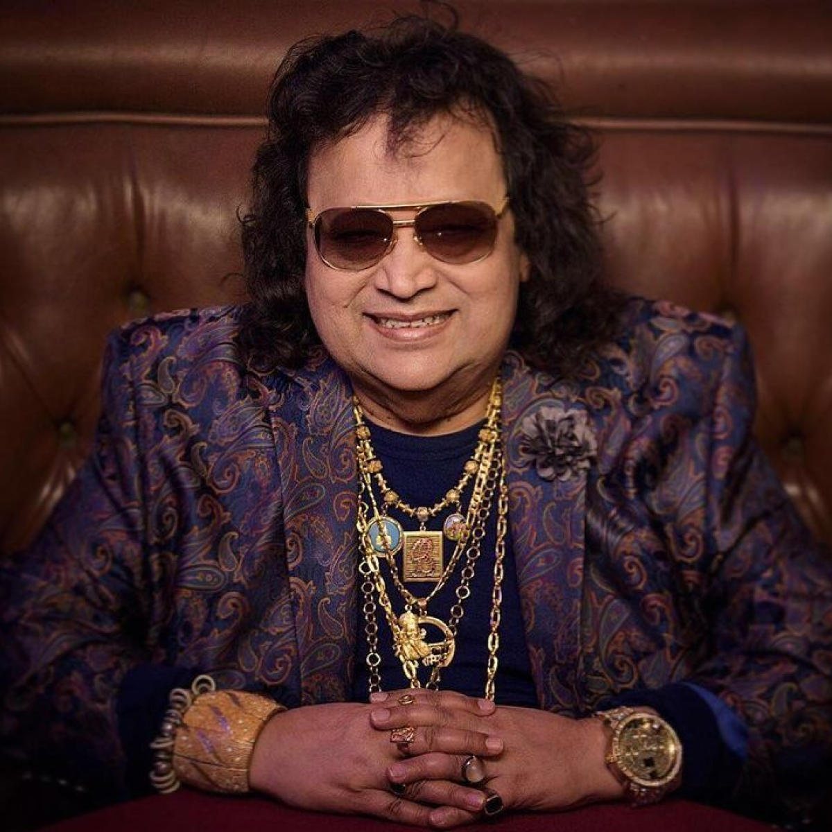 Music director Bappi Lahiri, 68, admitted to Mumbai hospital after testing positive for COVID-19