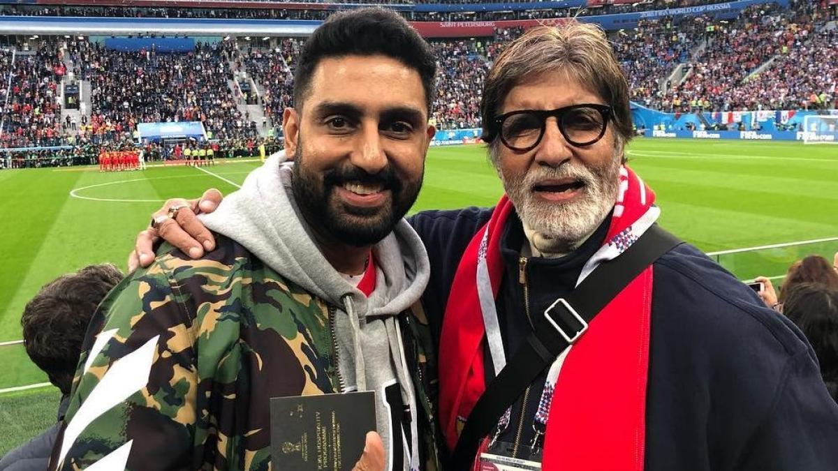 'When nothing was working out': Abhishek Bachchan recalls Big B asking Yash Chopra for work