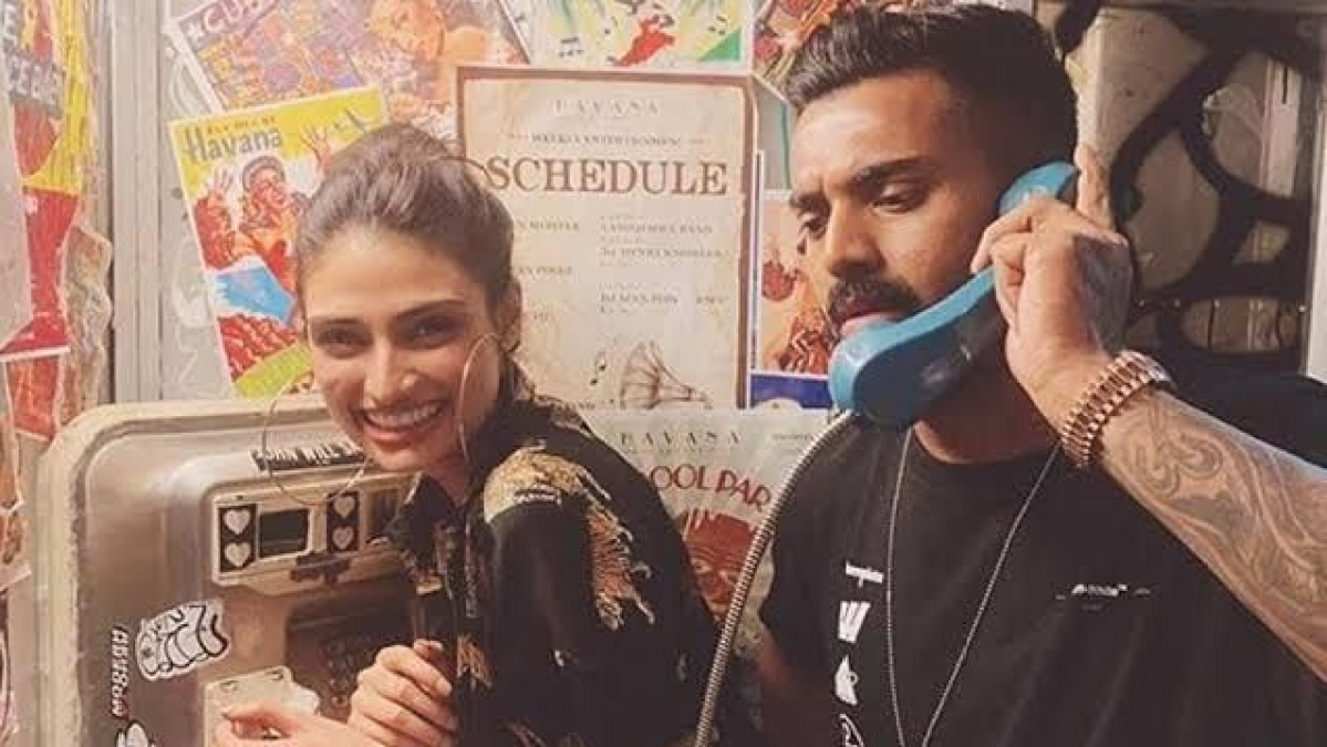KL Rahul Birthday Special: Adorable moments with rumoured ladylove Athiya Shetty
