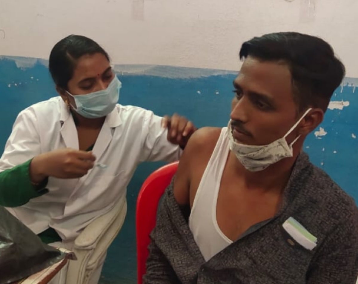 Mumbai: Over 70k get the jab on Tuesday