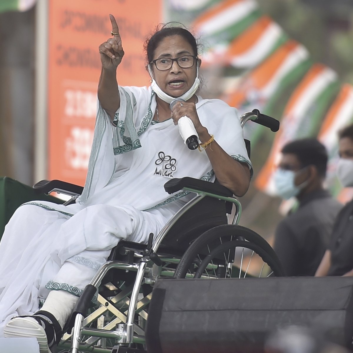 West Bengal polls: Mamata Banerjee gets second EC notice, now for remark on central forces