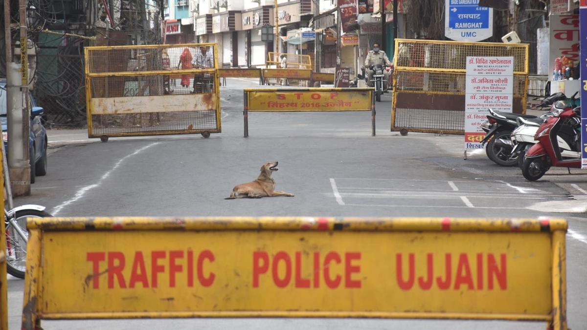 Ujjain: Quarantine centre for 'negative patients' set-up at Lok Manya Tilak Vidyalaya campus