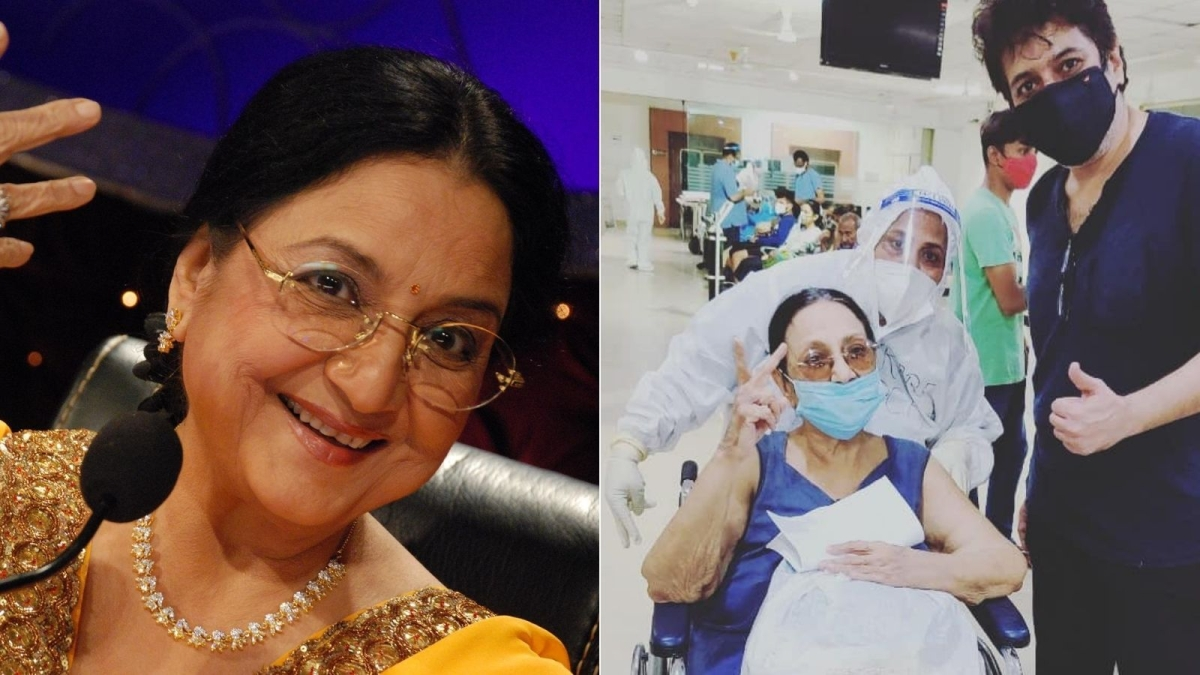 Actor Tabassum discharged from hospital after testing negative for COVID-19