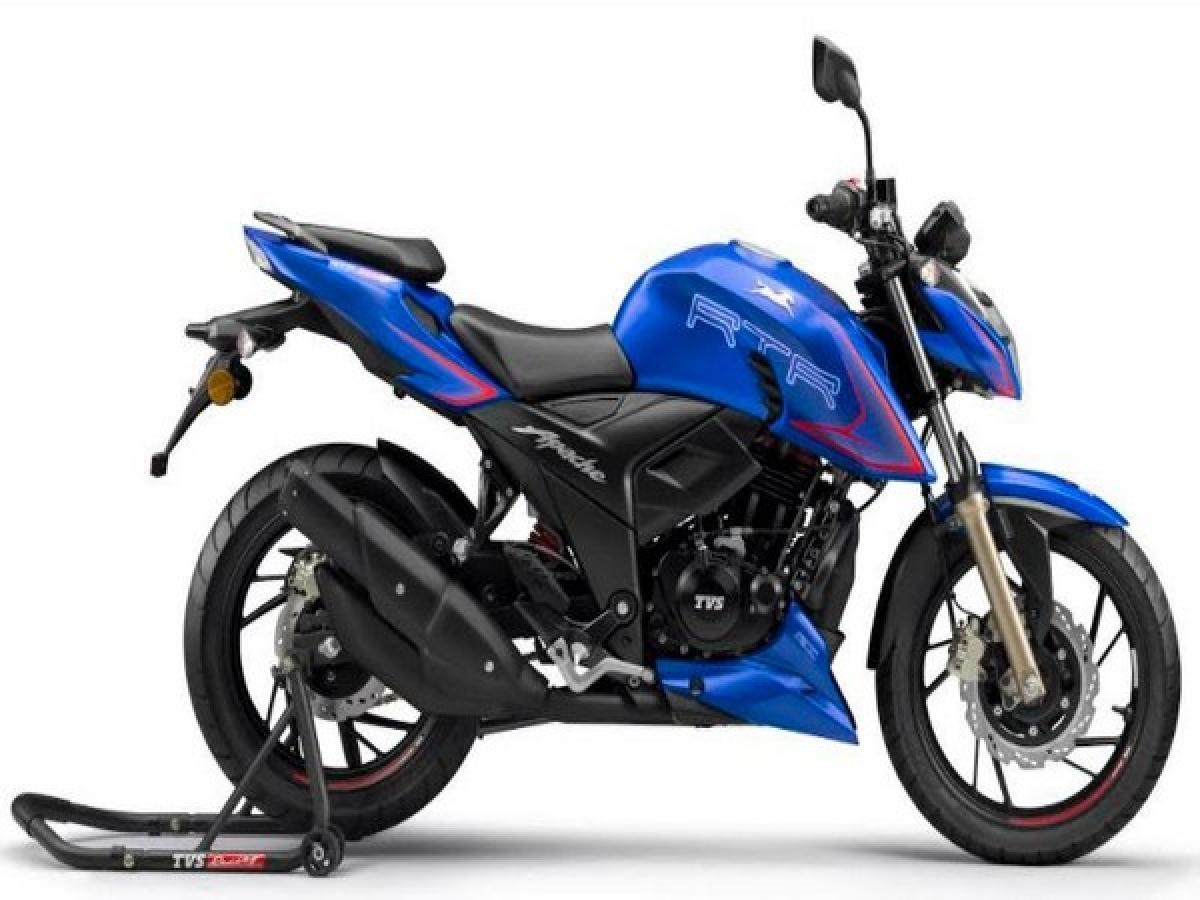 TVS Motor moped sales down in FY21