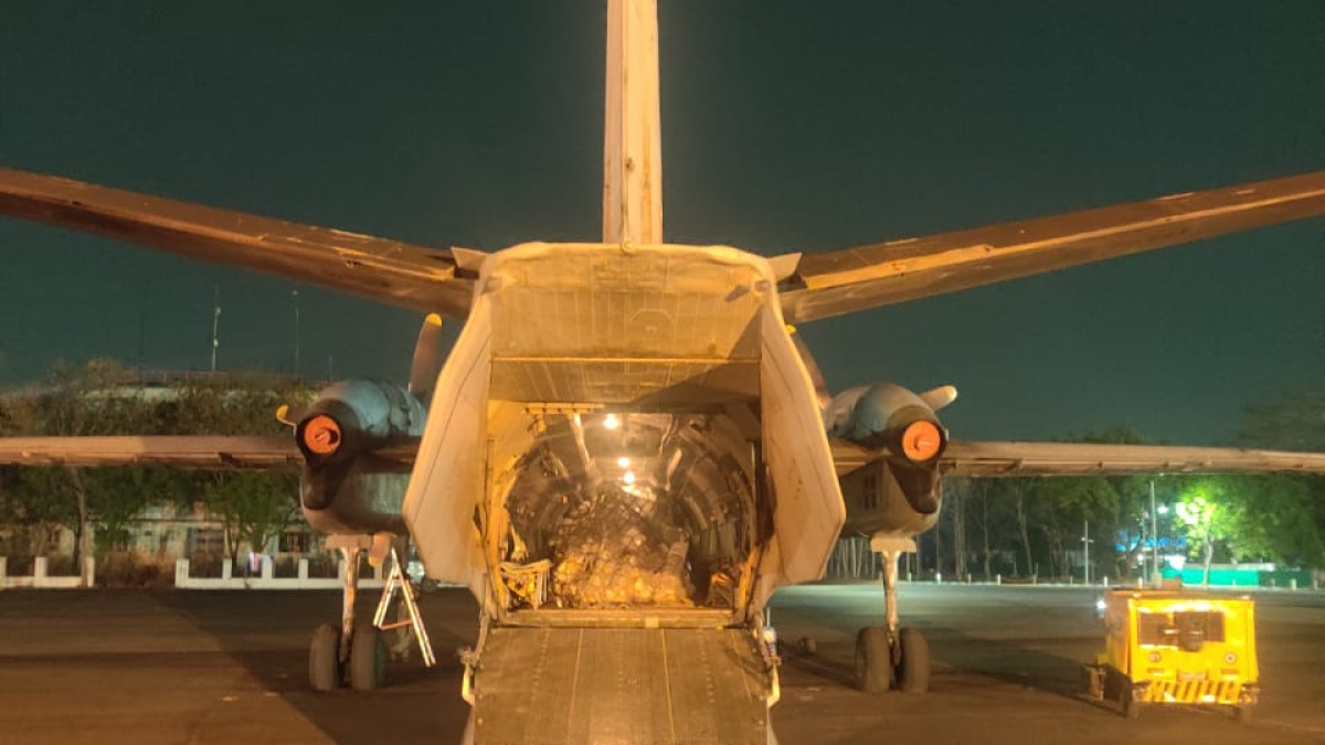 From airlifting oxygen cylinders to ferrying doctors - IAF joins efforts to combat COVID-19