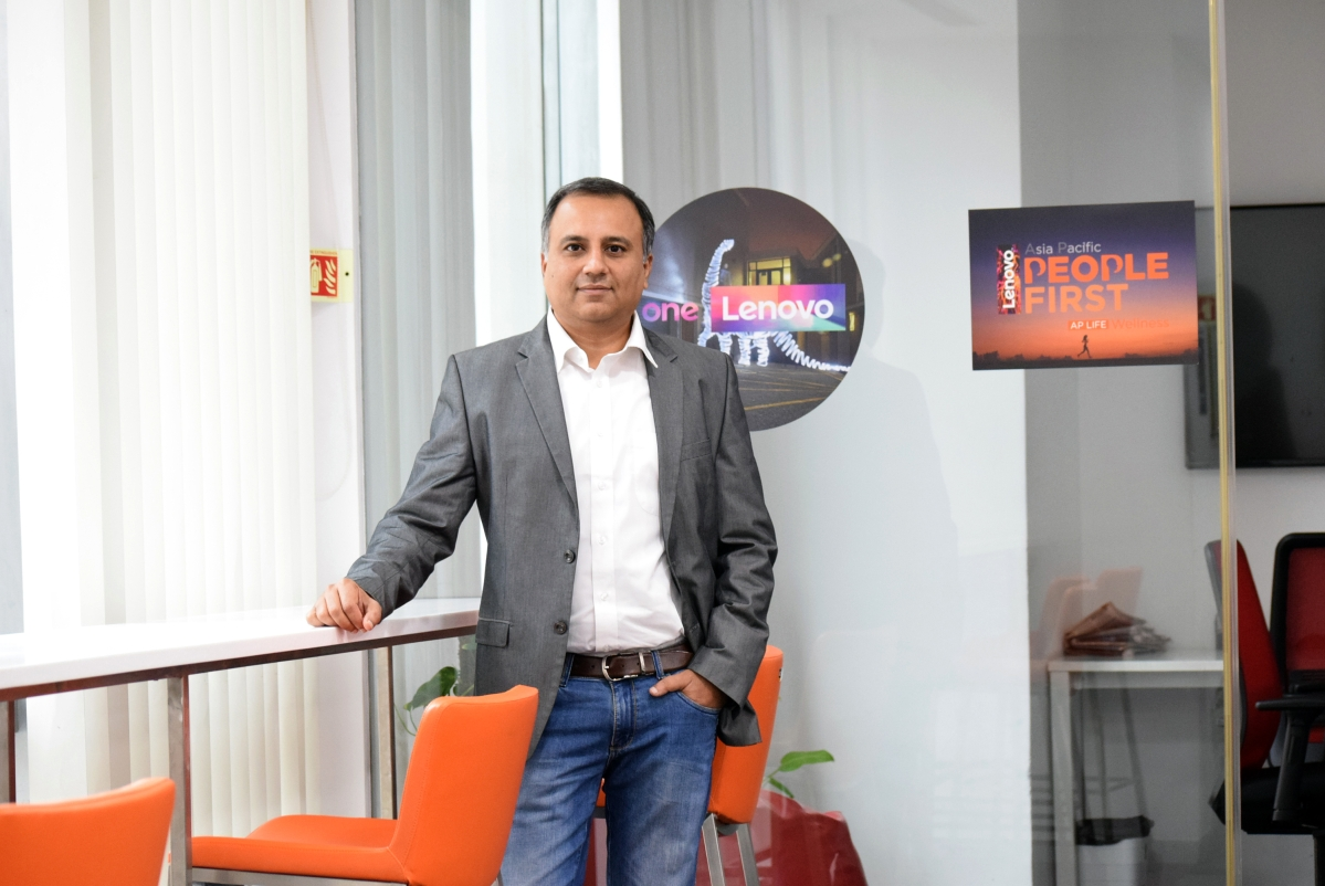 Lenovo announces management transition; elevates Shailendra Katyal to lead India business