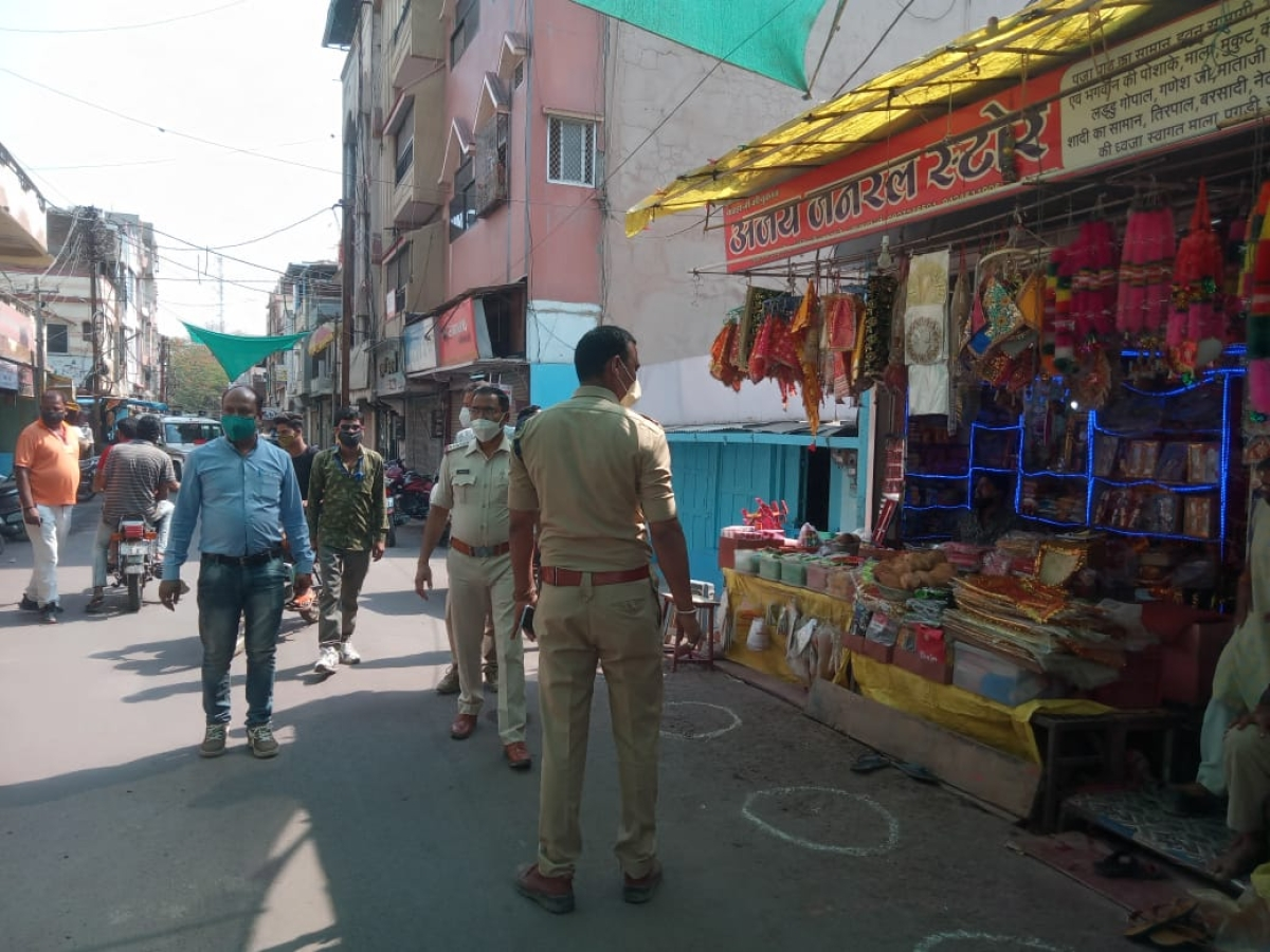 Covid in Madhya Pradesh: Allow us to conduct business sans restrictions, demand traders in Mahidpur