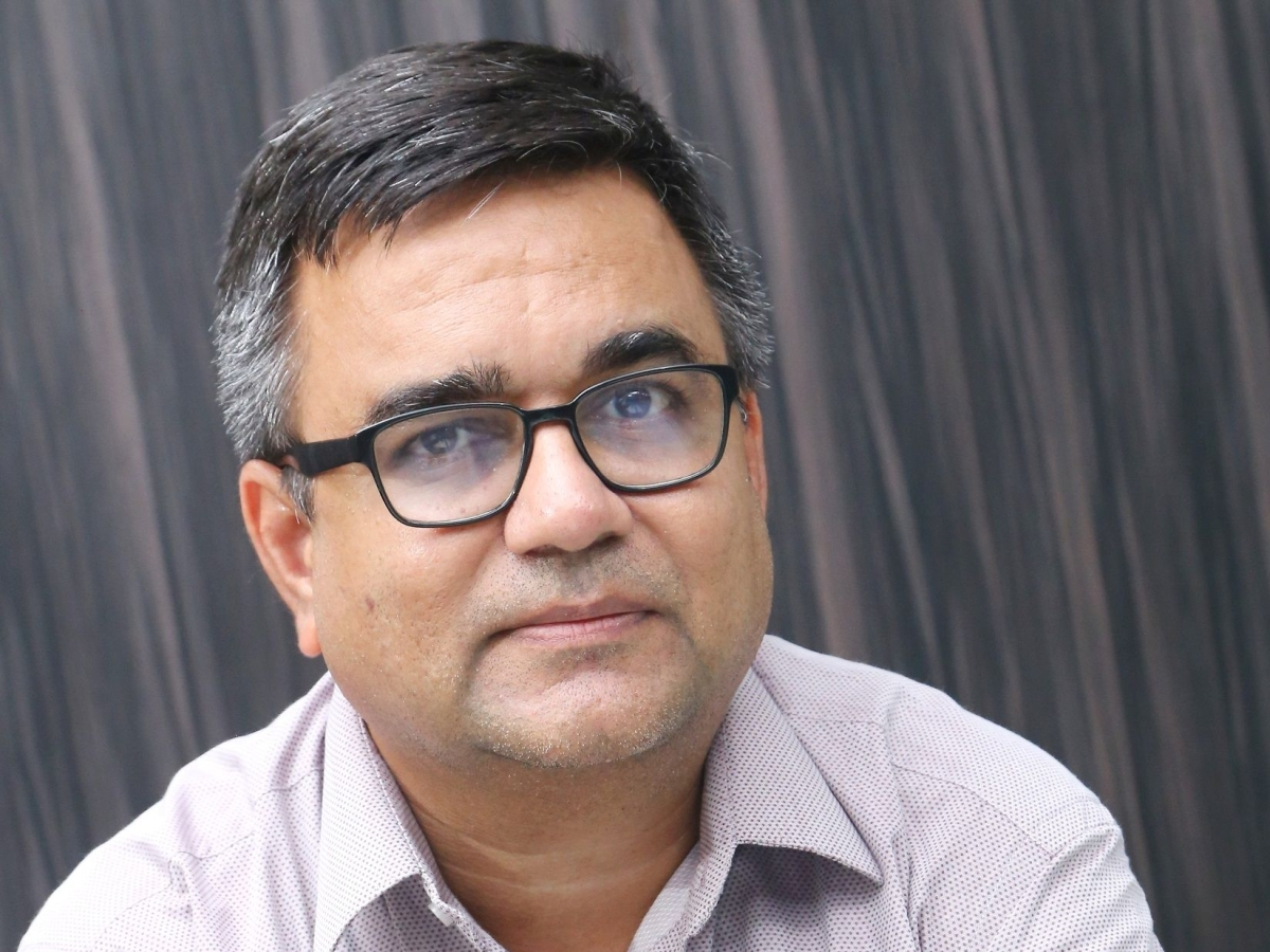 Optimism is a magnet: Manish Rathi of  IntrCity RailYatri tells BrandSutra