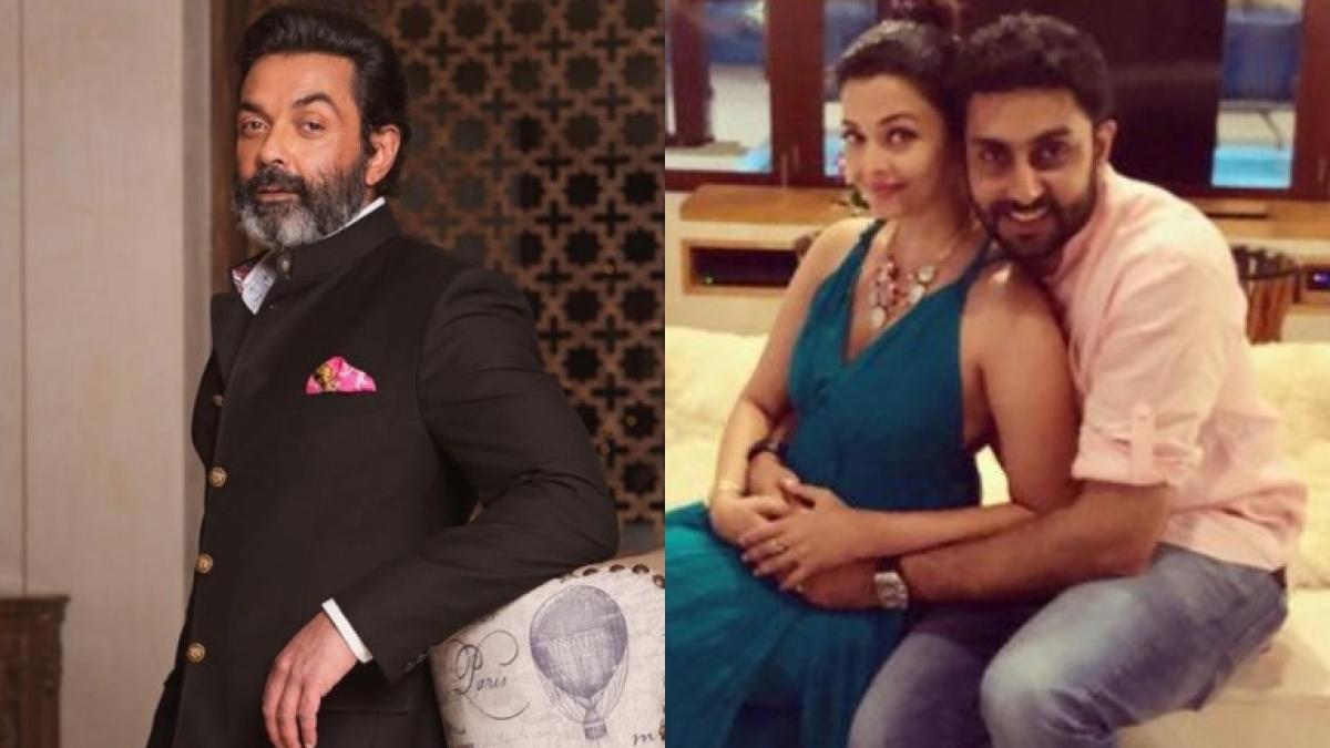 Did you know? Bobby Deol played cupid in Abhishek Bachchan and Aishwarya Rai's love story